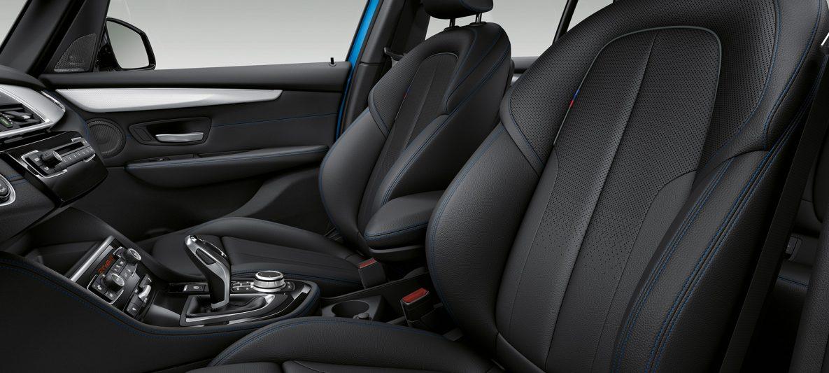 Sportsitze BMW 2er Gran Tourer F46 2018 Innenraum