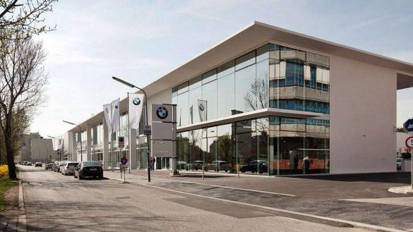 BMW Niederlassung Wien