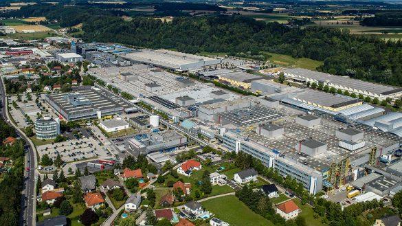 BMW Werk Steyr