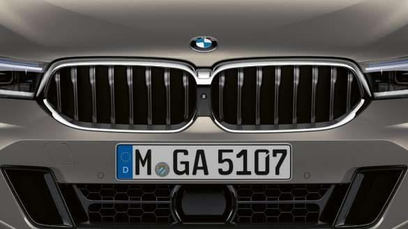 BMW 6er Gran Turismo Frontziergitter