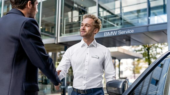 BMW PAKET CARE.